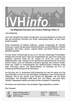 IVH-INFO-01-2009